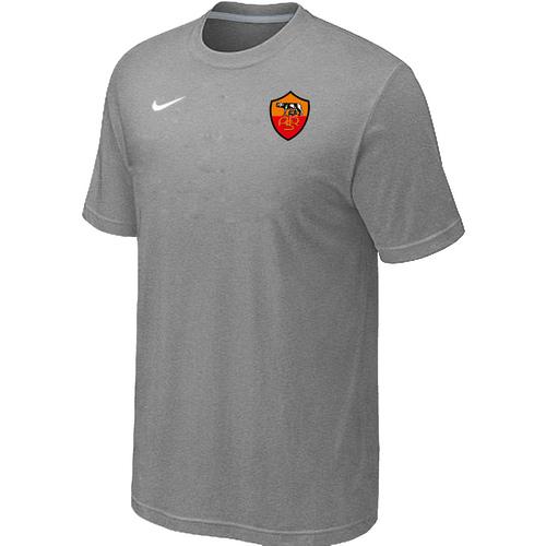 Nike Club Team Roma Men T-Shirt L.Grey