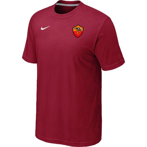 Nike Club Team Roma Men T-Shirt Red