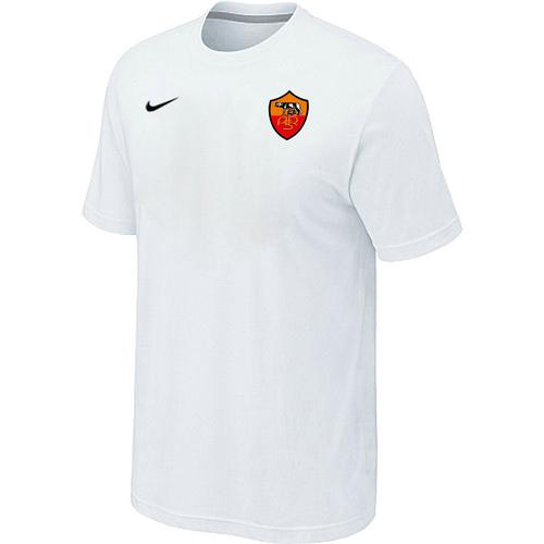 Nike Club Team Roma Men T-Shirt White